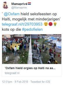Oxfam pedofielen iV